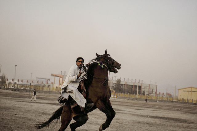 , 'Olympic Stadium, Kabul, Afghanistan,' 2010, Anastasia Photo