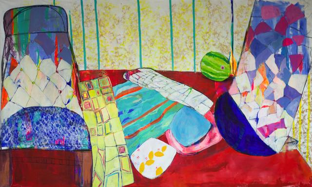 Rana Samara, 'Intimate Space #20', 2019, Zawyeh Gallery