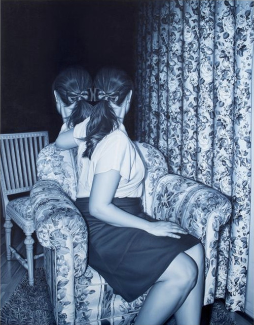 , 'Doppelgänger II,' 2013, Galerie Anhava