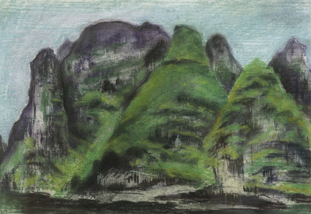 , 'Guilin: Many Peaks,' 2000, Rosamund Felsen Gallery