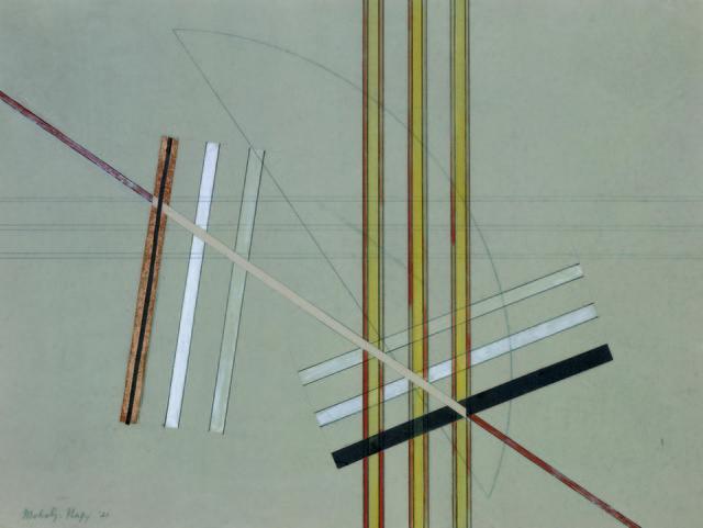 , 'Construction,' 1921, Galerie Le Minotaure