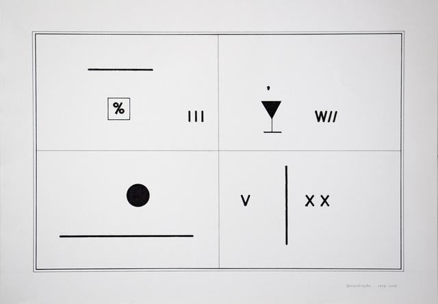 , 'Untitled,' 1978-2015, Galeria Karla Osorio