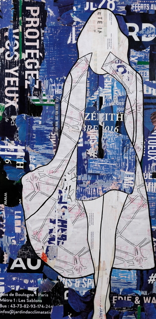, 'Map Coat,' , Joanne Artman Gallery