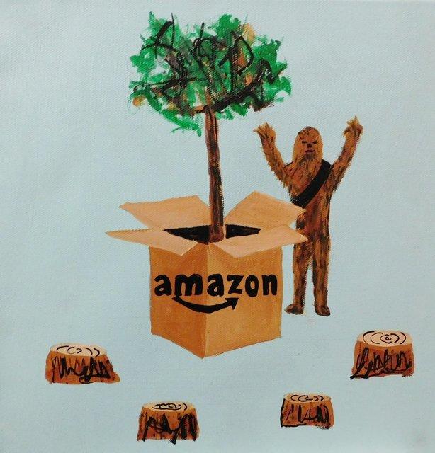 , 'Amazon,' , HUE Gallery of Contemporary Art