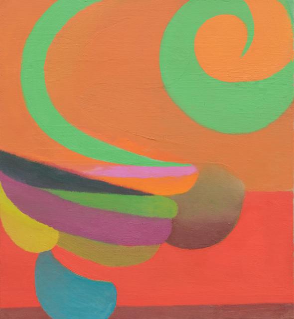 , 'Luminous Plume,' 2012-2015, Rosamund Felsen Gallery
