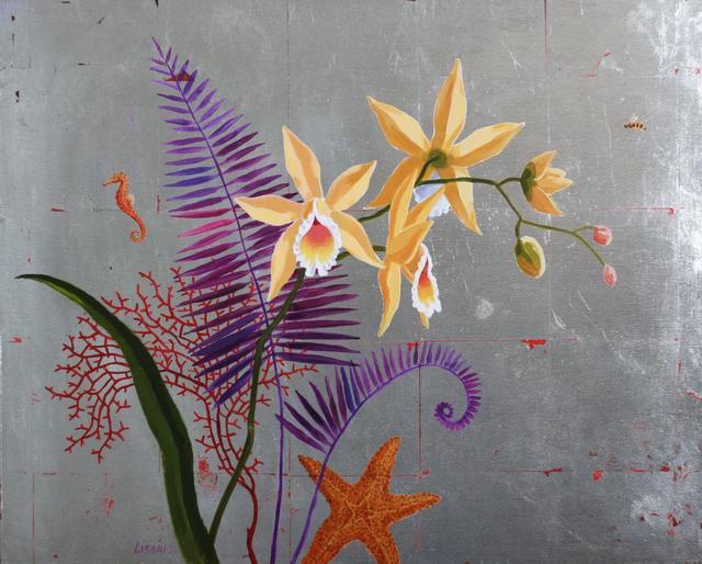 , 'Orchidus Atlantis,' 2018, Patricia Rovzar Gallery