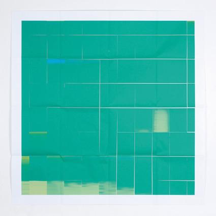 , 'Verde Sin Norma,' 2013, Ángeles Baños
