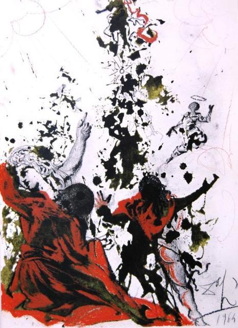 , 'The Transfiguration of Jesus,' 1967, Baterbys Art Gallery