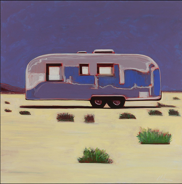 , 'Arizona Airstream,' 2015, Caldwell Snyder Gallery