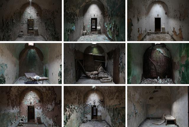 , 'DETRITUS I, HOLMESBURG PRISON,' 2011-2012, espaivisor - Galería Visor