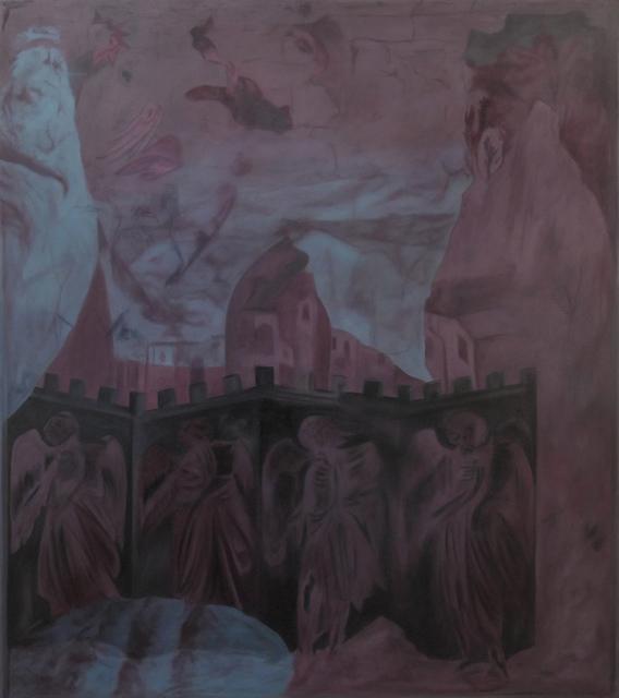 , 'Les Augures 10,' 2017, Isabelle Gounod