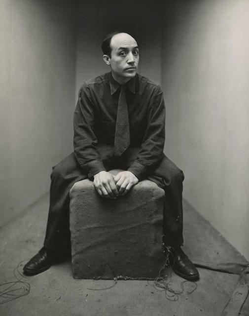 , 'Isamu Noguchi (2 of 2),' 1947, Pace Gallery