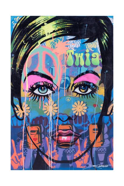 , 'Twiggy,' 2017, Art Supermarket