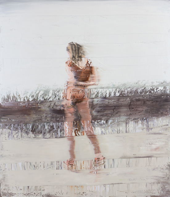 , 'An Afternoon at the Beach I,' 2018, Opera Gallery