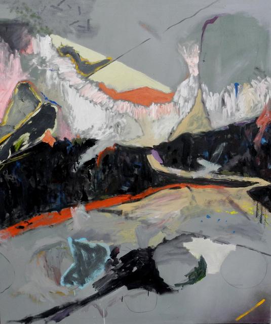 , 'Heimweg,' 2017, Galerie Britta von Rettberg