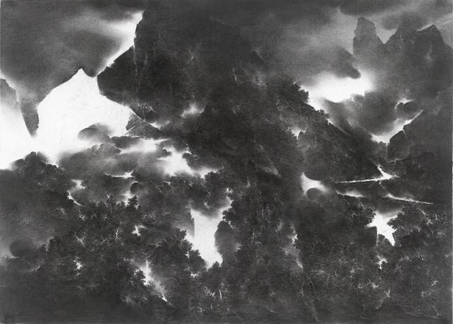 , 'Night in the Mountains,' 2010, Hanart TZ Gallery