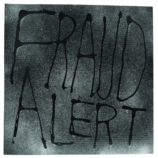 Nathan Bell, 'Fraud Alert', 2017, Subliminal Projects