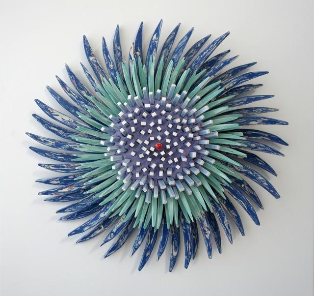 , 'Flower Power 2,' 2017, Cynthia Corbett Gallery