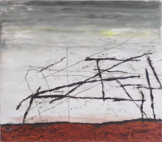 , 'Platform,' 2016, Eckert Fine Art