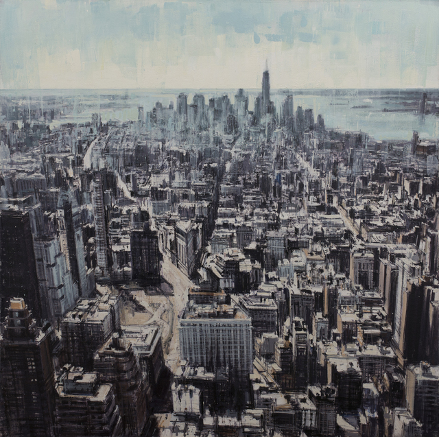 Valerio D'Ospina, 'Early Afternoon In Manhattan', 2015, Stanek Gallery