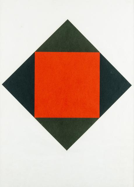Max Bill, 'Untitled', Print, Multiple, silk-screen printing on TNT, Martini Studio d'Arte