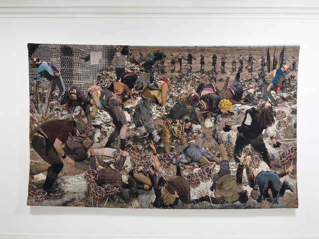 , 'Some People,' 2014, Gazelli Art House