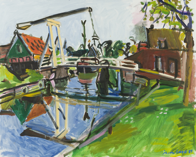 , 'Bridge, Edam,' 1989, Childs Gallery