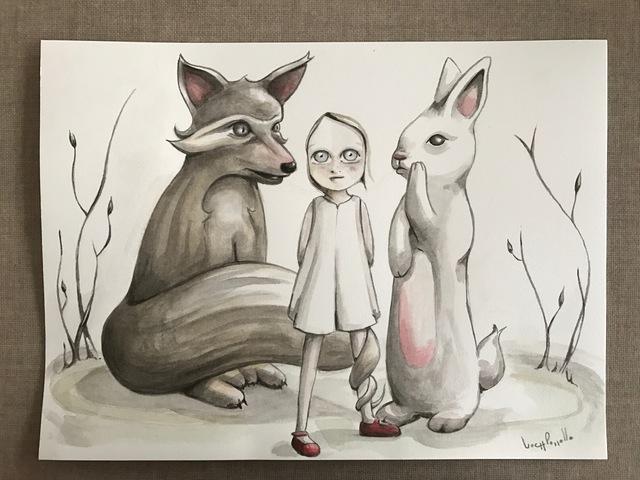 Vicky Parrella, 'Secret', 2017, Joshua Tree Art Gallery