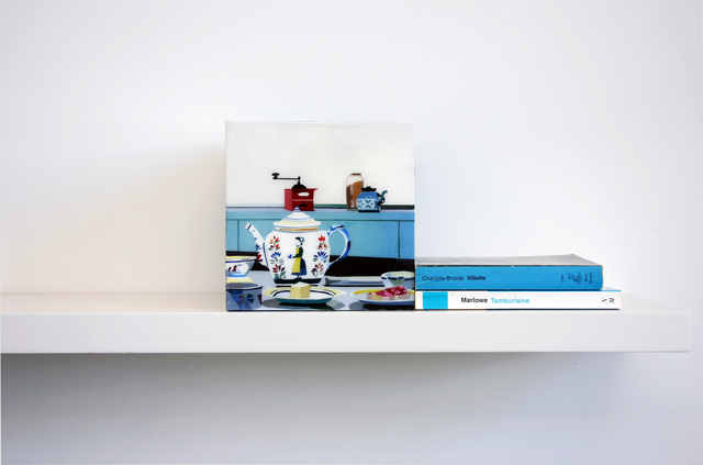 , 'Bookend Set 7,' 2014, Margaret Thatcher Projects