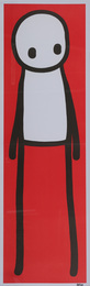 Standing Figure (Red)