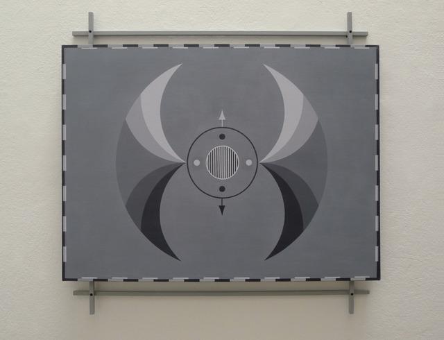 Beltrán Obregón, 'Pintura calibradora 3', 2009, Instituto de Visión