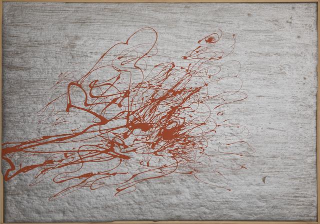 , 'Itinerari,' 1970, Galleria Giovanni Bonelli