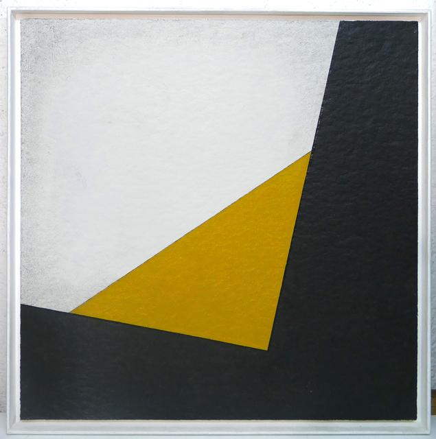 , 'Gelbes Dreieck,' 1996, SMUDAJESCHECK