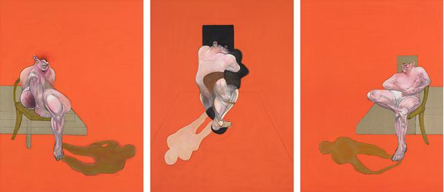 , 'Triptych 1983,' 1983, Marlborough London