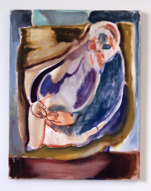 Maja Ruznic, 'Worried Queen II', 2017, Conduit Gallery
