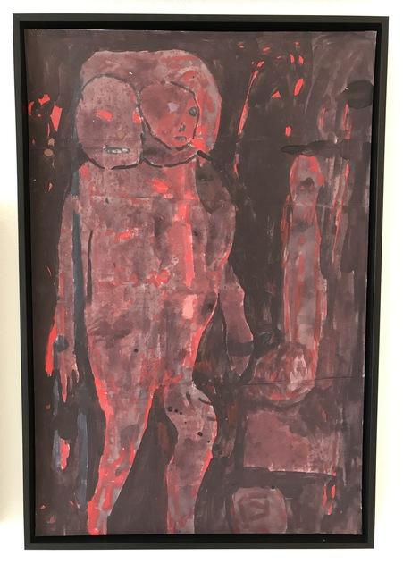 , '2-Headed Dick,' 2013-2014, Chainlink Gallery