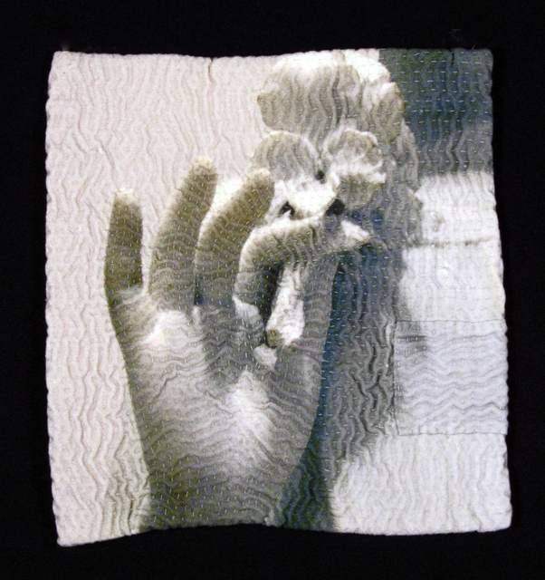 Luanne Rimel, 'Scent', 2014, Textile Arts, Photograph, Digital Print on Cotton, Pieced, Hand Stitched Fabric, Duane Reed Gallery