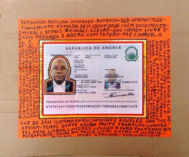, 'no title,' 2016, ELA - Espaço Luanda Arte