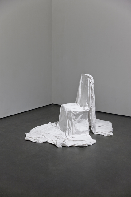 , 'Chair Floured,' 2016, Wooson Gallery