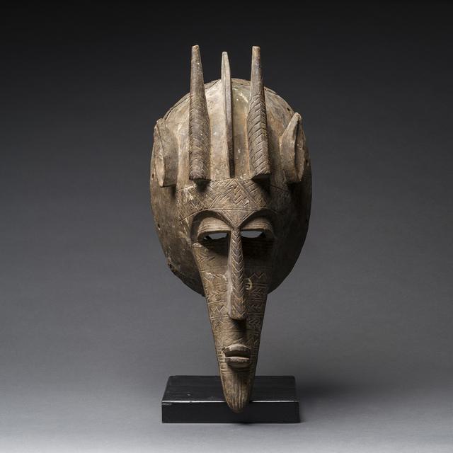 Unknown Marka, 'Marka ritual wooden Mask', 20th Century AD, Barakat Gallery
