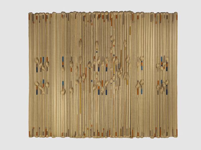 , 'Textile Fresco,' ca. 1969, Demisch Danant