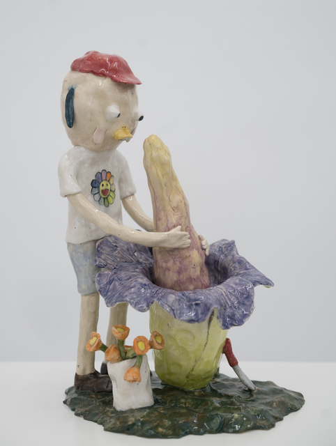 , 'Flower Boy,' 2017, Ruttkowski;68