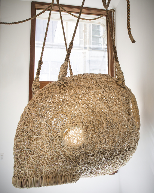 , 'Custom Hanging Nest Sculpture.,' 2014, R & Company