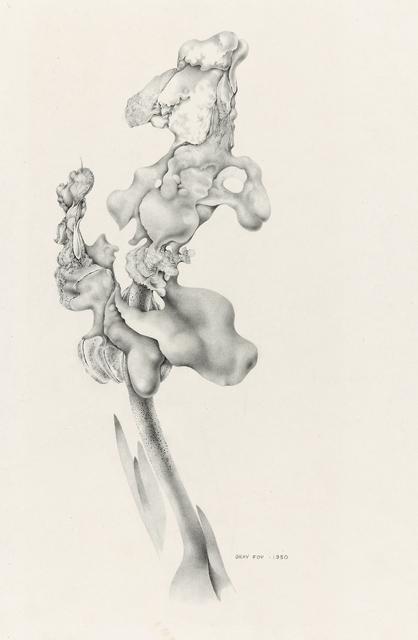 , 'Mutative Iris,' 1950, Francis M. Naumann Fine Art