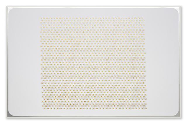 , 'PVA Composition (Square),' 2016, Future Gallery