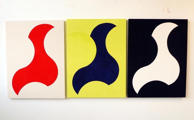 , 'Italian tiles,' 2014, Travesia Cuatro