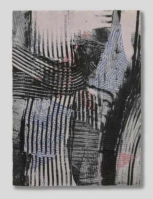 Sam Gilliam, 'Dogon V', 2005, Print, Intaglio Lithograph, Approximately Blue