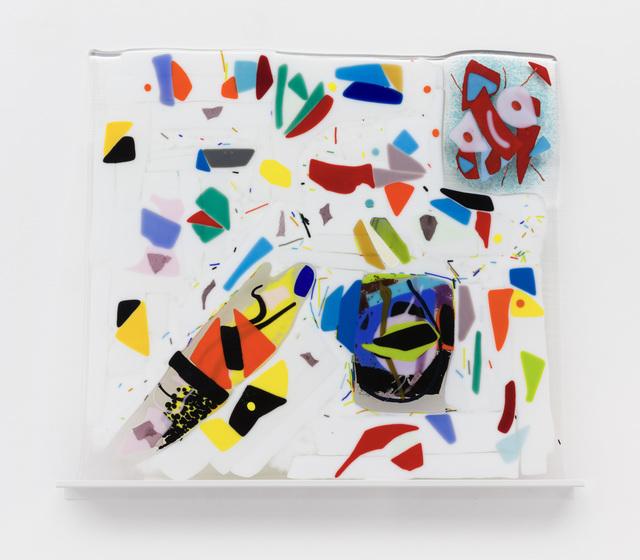 Joanne Greenbaum, 'Untitled', 2019, Rachel Uffner Gallery