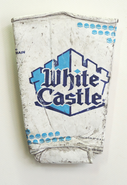 , 'White Castle,' 2019, George Billis Gallery
