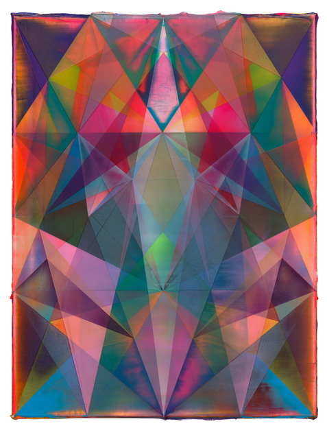 , 'k3rnel_pan1c,' 2016, Lora Reynolds Gallery